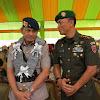 Danrem 141/Tp. Kolonel  Inf Suwarno S. A. P Hadiri HUT Koya Pare Pare Ke-60