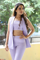 Tanya Hope in Crop top and Trousers Beautiful Pics at her Interview 13 7 2017 ~  Exclusive Celebrities Galleries 005.JPG
