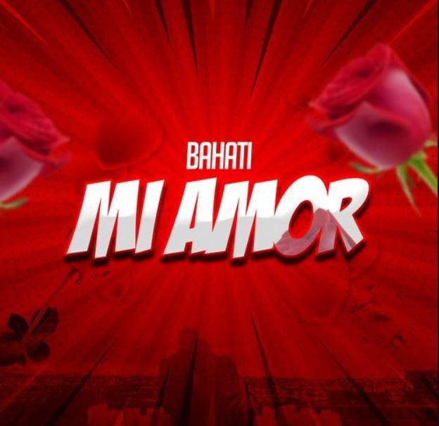 AUDIO: Bahati – Mi Amor | Download