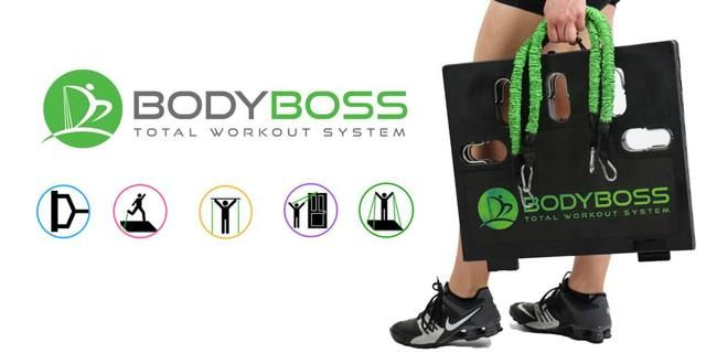 BodyBoss Portable Gym 2.0 Buy