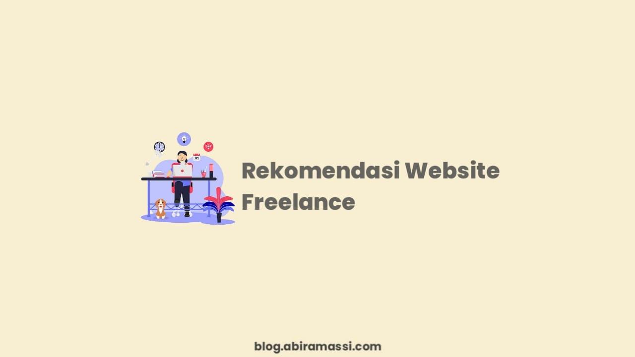Rekomendasi Website Freelance