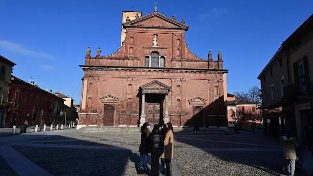 One year on, Italian city in first coronavirus crosshairs remembers