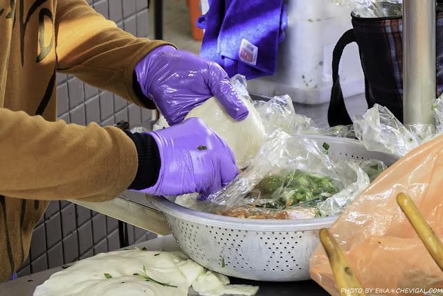 MG 1202 - 梅亭街蔥油餅,巷弄間的隱藏版蔥油餅,每天只營業三個半小時,人氣品項晚來吃不到!