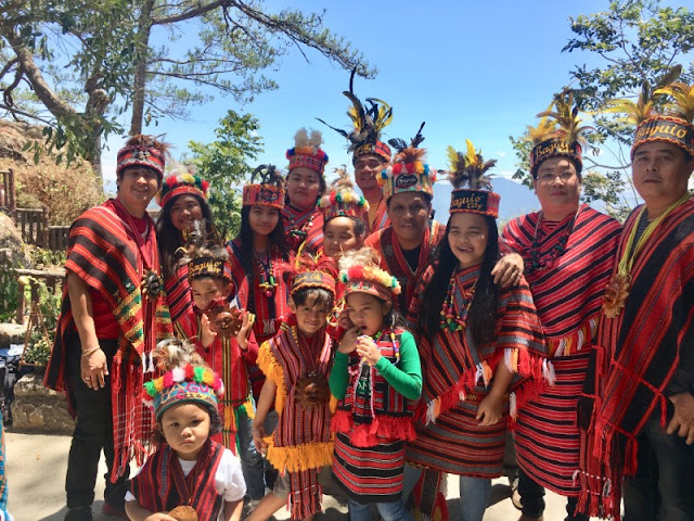 Igorot Costume at Mines View Park Baguio City