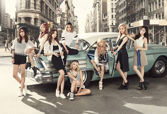 Girl Generation Hd Wallpaper 2015 More Of Snsd S Hot And Cool Pictures For Casio Watches