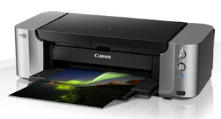 Professional printers offering large size as well as equipped alongside  Canon PIXMA PRO-100S Printer Driver Download