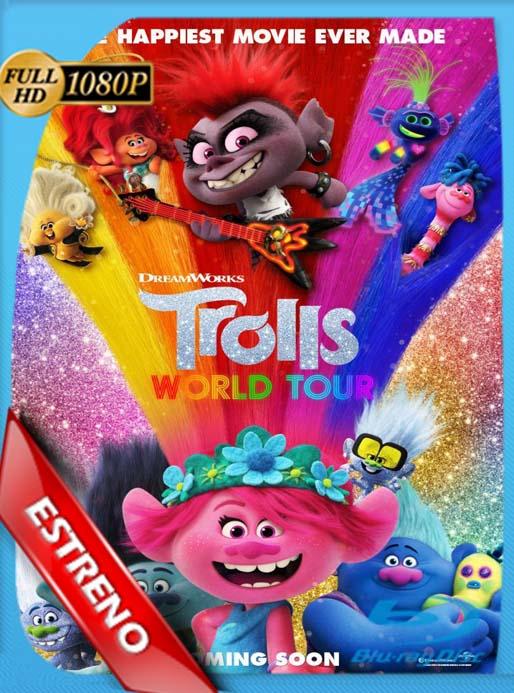 Trolls 2: Gira mundial (2020) HD [1080p] Latino [GoogleDrive] SilvestreHD