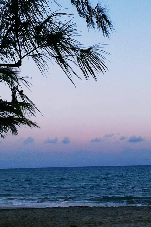 literatura paraibana mar ondas marulho anoitecer praia contemplacao