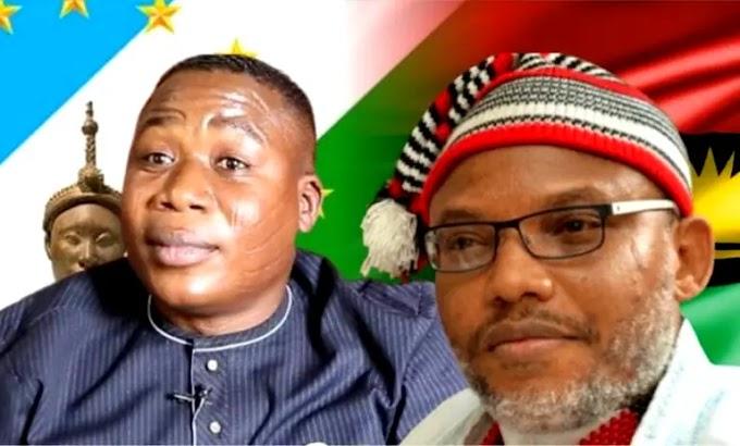 Northern Coalition urges FG to expose sponsors of Nnamdi Kanu, Sunday Igboho
