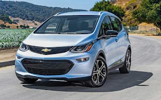 Carro a Venda Chevrolet Bolt