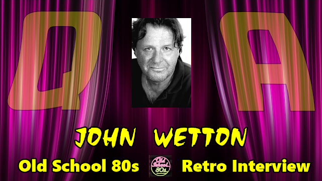 Interview with John Wetton of the rock band Asia
