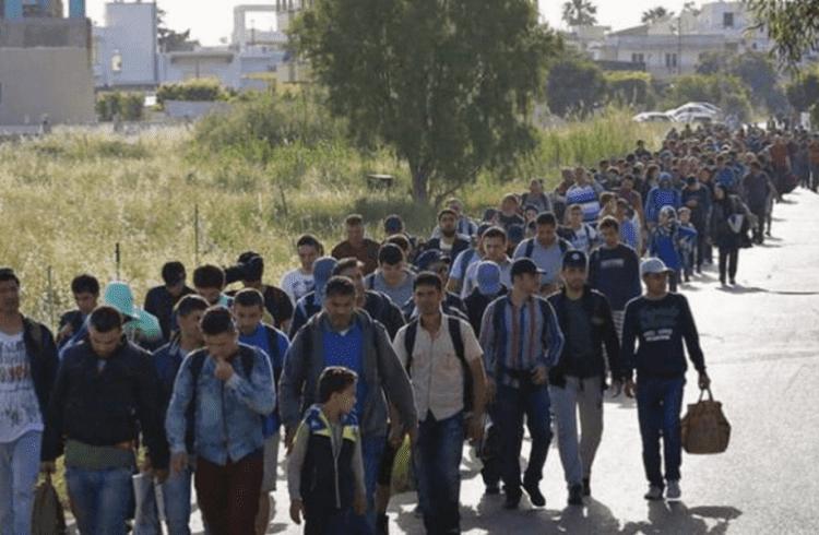 Δεν πρόκειται περί μετανάστευσης αλλά περί εποικισμού
