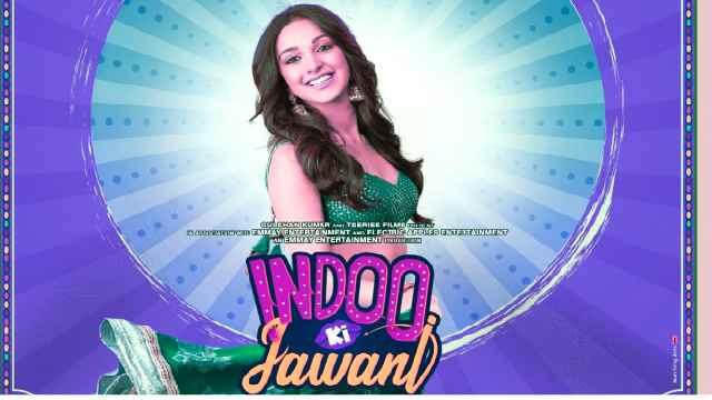 Indoo Ki Jawani Full Movie download Leaked Online 720p, 1080p