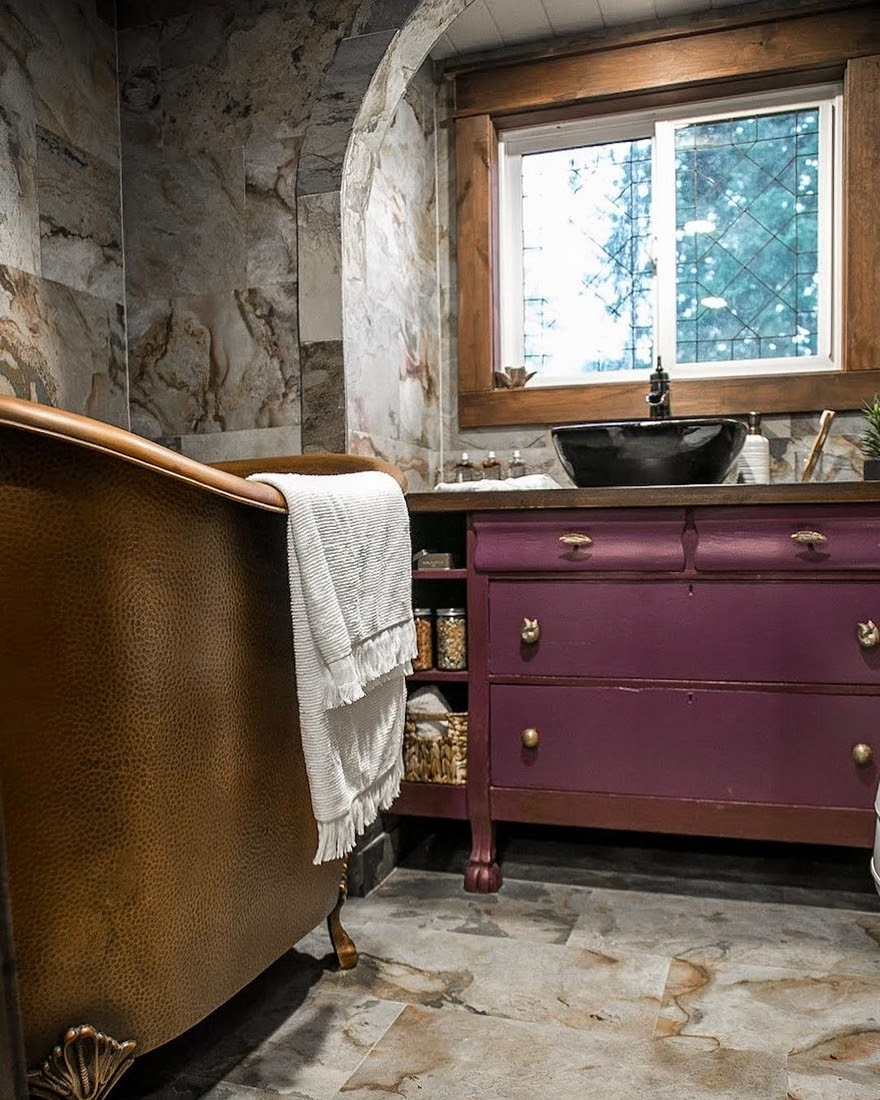 10-Bathroom-Tiny-Heirloom-Tudor-Style-Tiny-House-on-Wheels-www-designstack-co