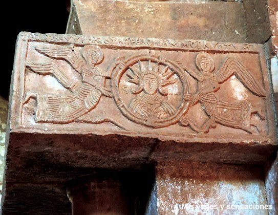 Ermita visigoda de Santa María de Quintanilla de las Viñas, Tierra de Lara, Burgos