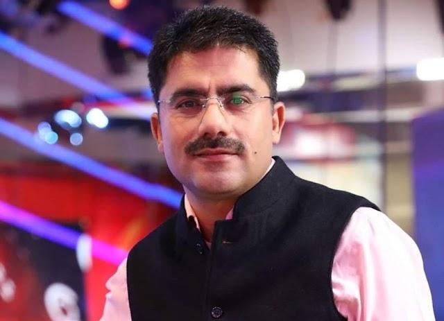 Rohit Sardana passes away due to heart attack | वरिष्ठ पत्रकार रोहित सरदाना यांचा हार्ट अटॅक मुळे मृत्यु