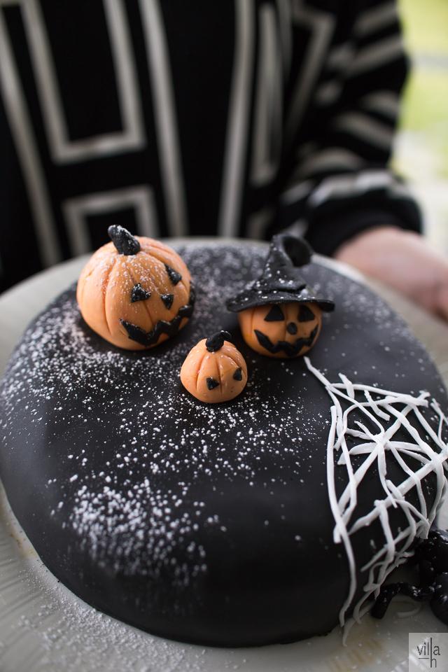 juhlat, villa h blogi, leivonta, halloween