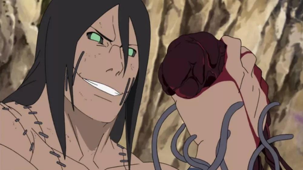 4 Shinobi yang Pernah Mencuri Teknik Terlarang di Naruto