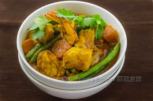 Malaysian Curry Fish02
