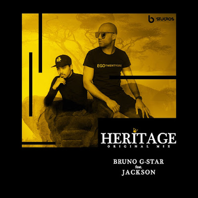 Bruno G-Star feat. Jackson - Heritage (Afro House)