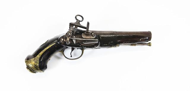 Two Miquelet Pistols