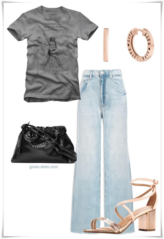 Como usar pantalona jeans