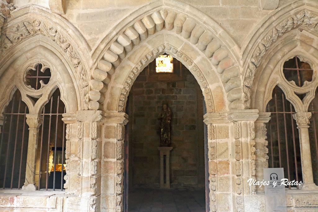 Sala Capitular de la Catedral de Plasencia