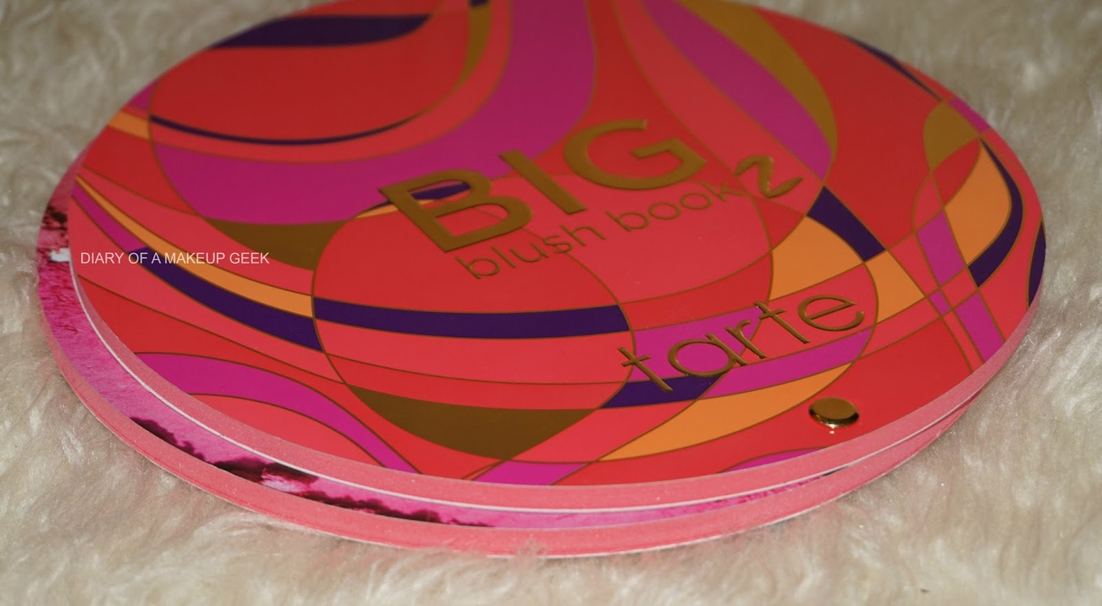 Limited Edition | Tarte Big Blush Book 2 | Review/Swatches