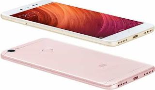 Cara Terbaru Flash Xiaomi Redmi Note 5A Prime Tanpa Pc