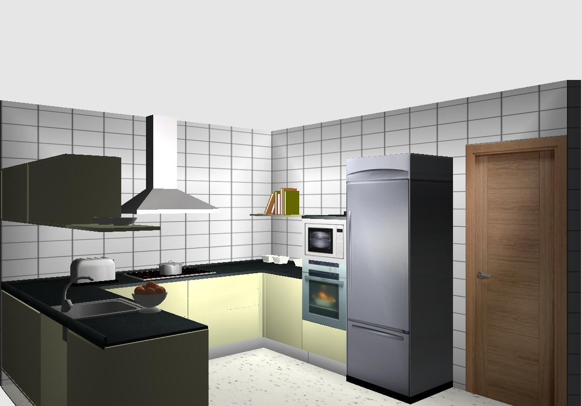 Diseñar Cocinas 3d Gratis | 7 Programas Para Diseños En 3d Hazlo Tu ...