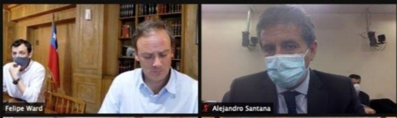 Diputado Santana y propuesta de Plan Regulador de Puerto Montt