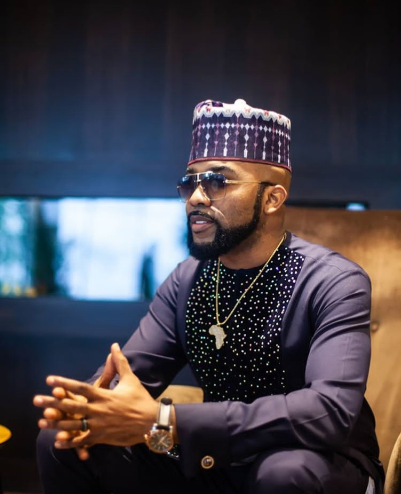 """Our leaders in the national assembly have no conscience"" Banky W Shares"