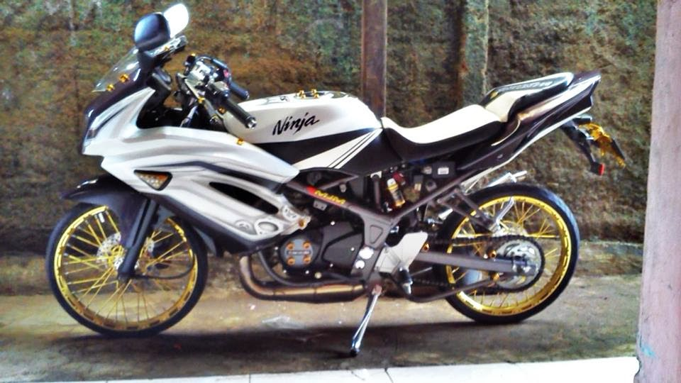referensi modifikasi motor ninja r