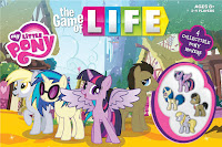 My Little Pony The Game of Life