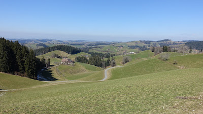 Emmentaler Hügellandschaft