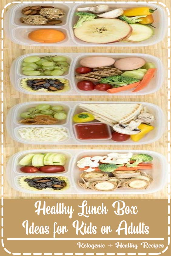 Healthy Lunch Box Ideas for Kids or Adults that are simple 12 Healthy Lunch Box Ideas for Kids or Adults