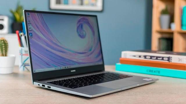8. Huawei MateBook D 14
