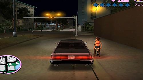Hãy cẩn thận khi di chuyển bằng xe trong Vice City