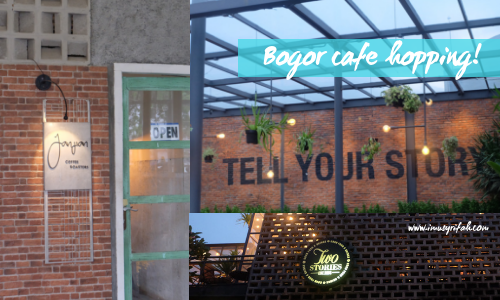 Bogor Cafe Hopping: Janjian Coffee dan Two Stories Cafe