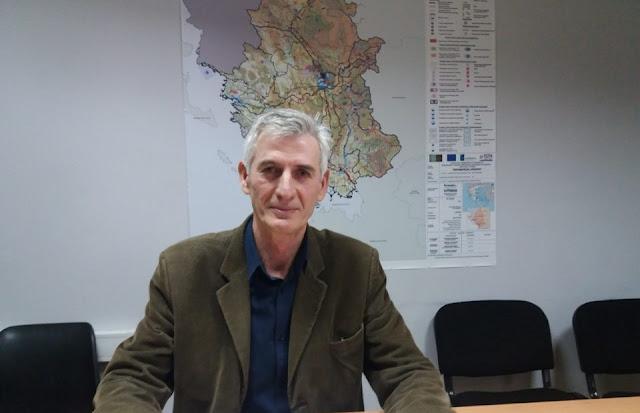 Γιώργος Ζάψας: «Τη δεύτερη Κυριακή θα κόψουμε το νήμα»