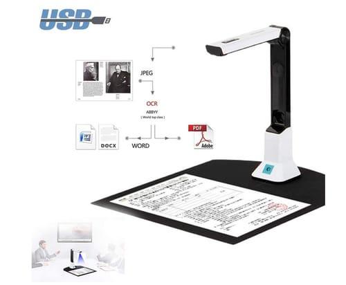 MOCOIMOP Professional Camera Video Recording Scanner