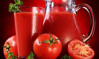 Manfaat Jus Tomat Untuk Meringankan Sesak Nafas