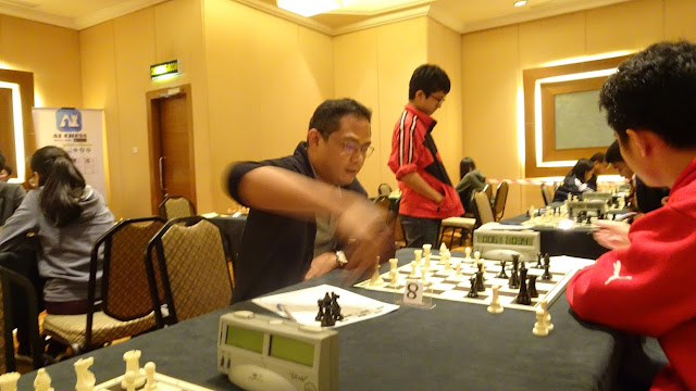 Featured Game: Udani-Amir (Selangor Open 2017)