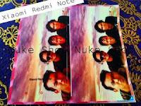 Stiker, skotlet atau garskin skin Xiomi redmi note custom