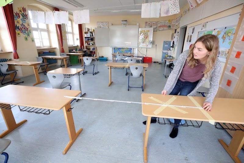 Kembali Ke Sekolah Selepas Perintah Kawalan Pergerakan (PKP)