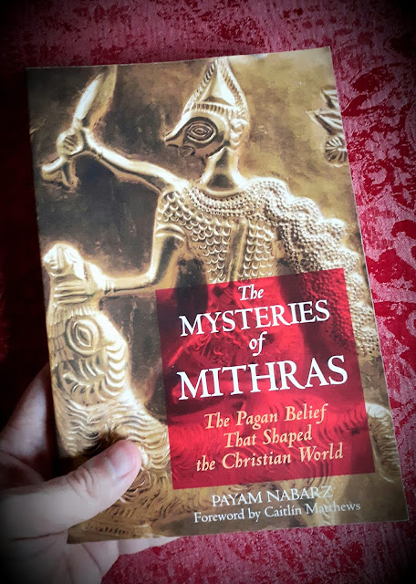 The Mysteries of Mithras. Payam Nabarz. Mithraism. Paganism