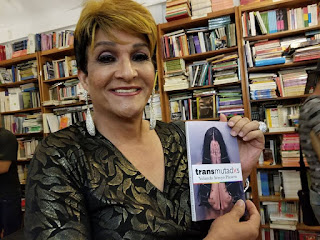 El travestismo como arte:  entrevista comentada a Luis Felipe Díaz-Lizza Fernanda