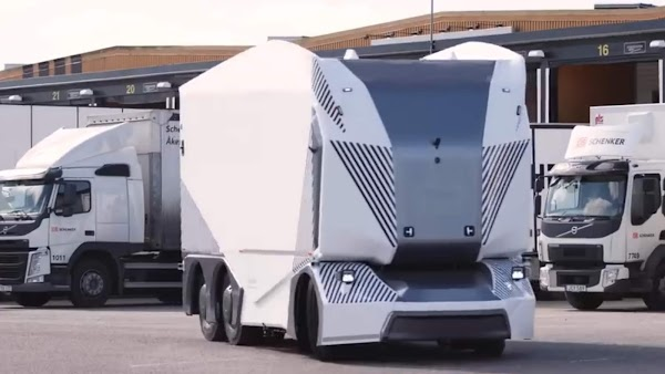 Futuristic Trucks of 2020