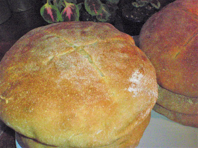 INTERNATIONAL:  Bread of the Week 25 - Barbecue Bread
