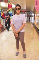 Sri Mukhi in Denim and Jacket at Max Summer Collection Launch  Exclusive 042.JPG